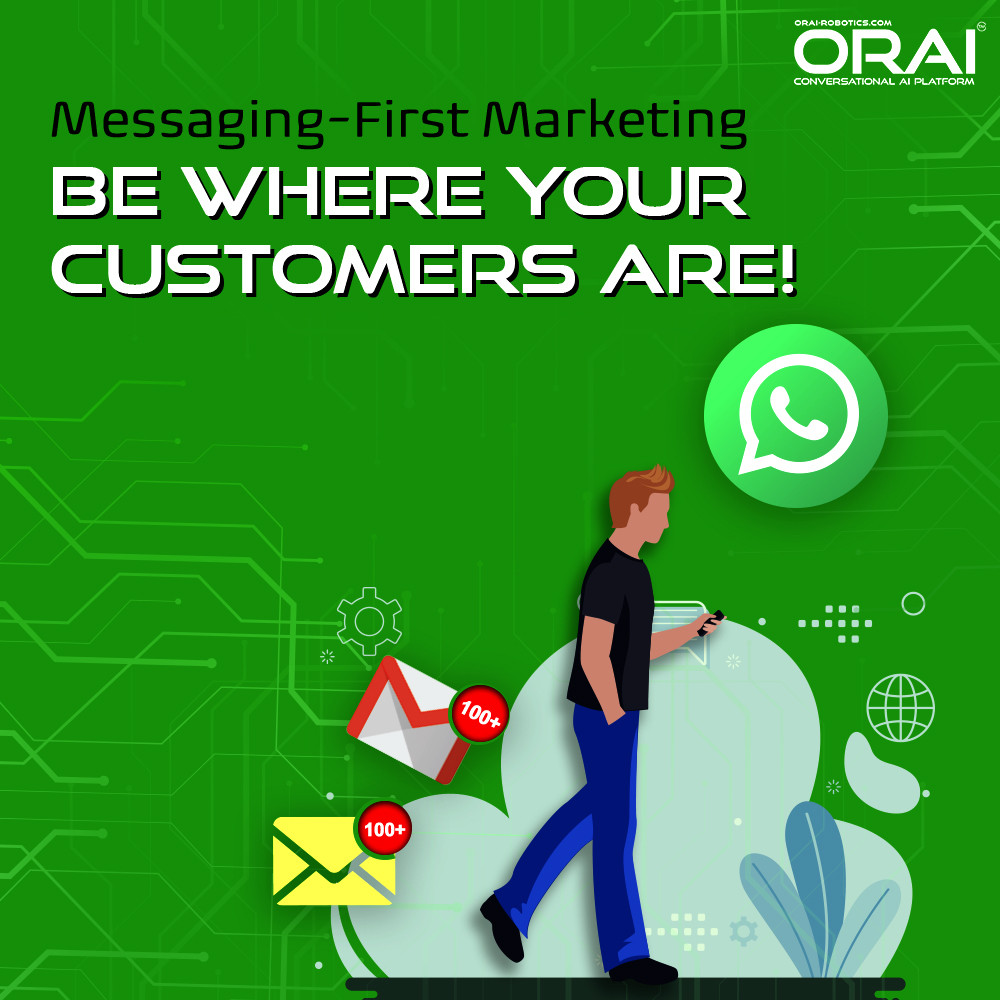 Whatsapp has been the most used messaging application shift from SMS and Email marketing  to Whatsapp Marketing