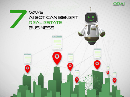 7 New Ways A Real Estate AI Chatbot Can Empower Your Business Productivity And Profitability