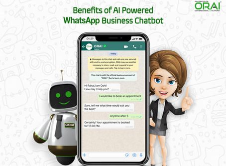 WhatsApp Business Chatbot With AI: What Are The Benefits And How Do I Create One?