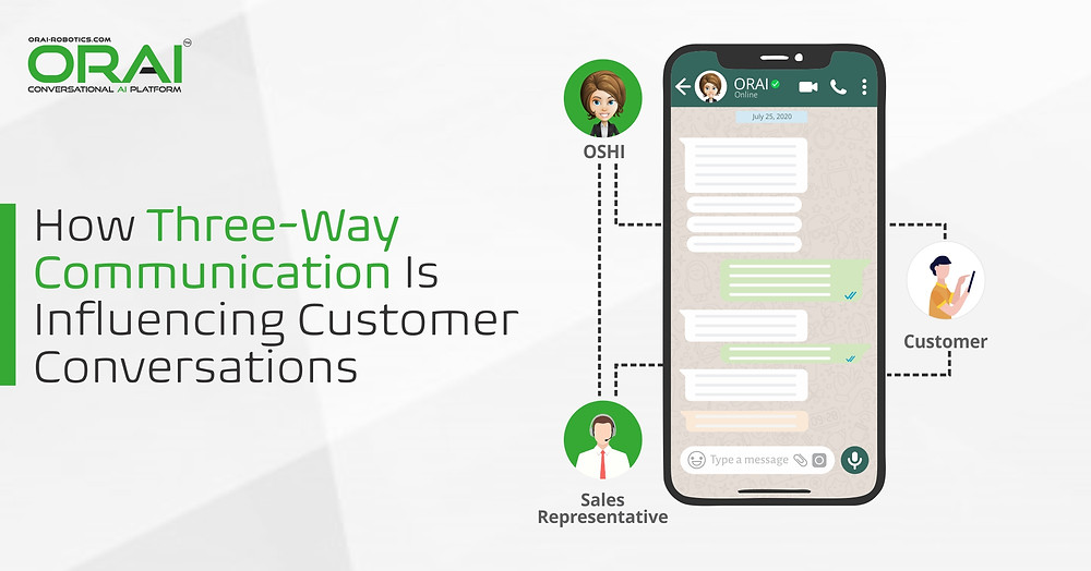 How Three-Way Communication Is Influencing Customer Conversations