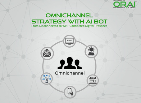 Conversational AI For Next-Gen Customer-Centric Omnichannel Engagement Strategy