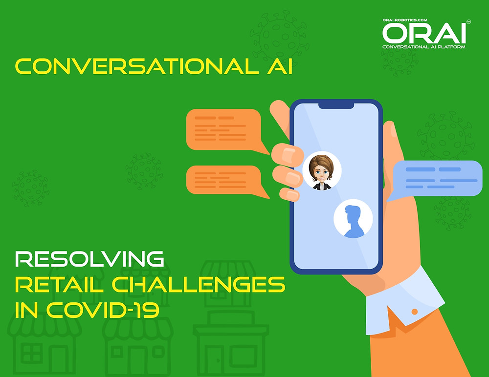 Conversational AI Solves Retail Challenges During COVID-19