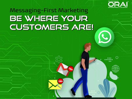 Why Shift From Email And SMS Marketing To Real-Time Messaging-First Marketing