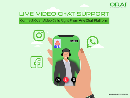 Live Video Chat Support: Connect Over Video Chat Calls Right From Any Chat Platform