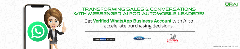 get verified business for automobile wit