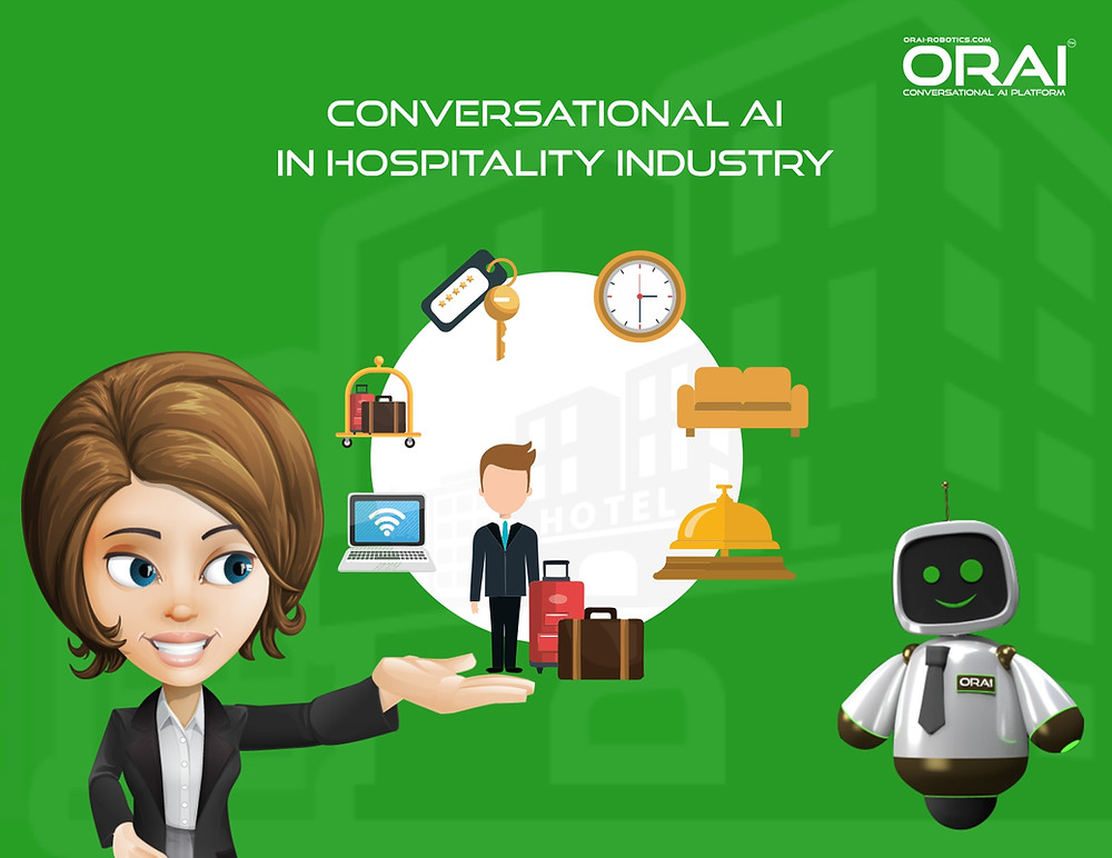 Conversational AI Transforming The Hospitality Industry