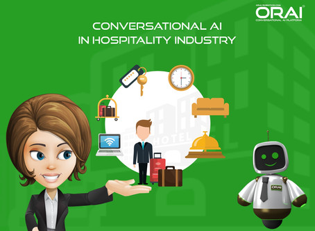5 Ways Conversational AI Is Transforming The Hospitality Industry