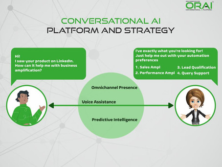 Conversational AI Strategy And Platform: Create A Foolproof Chatbot Strategy For Sales And Marketing