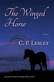 Winged Horse cover