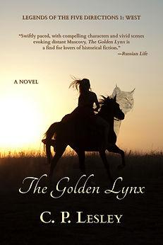 Golden Lynx cover