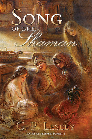 Song of the Shaman cover