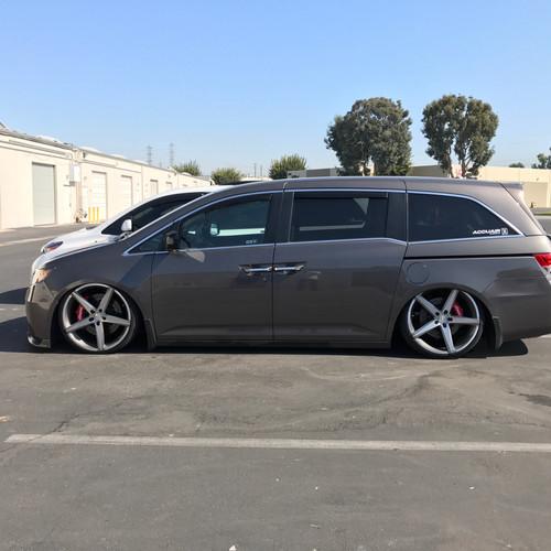 Vans | San Francisco | VANkulture | Honda Odyssey