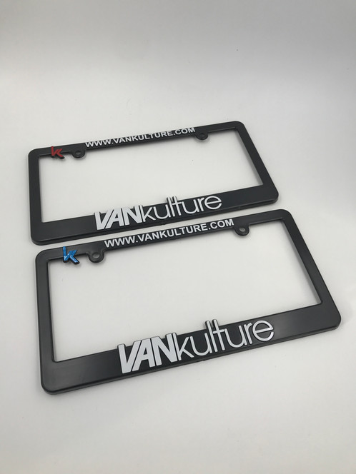 VK Collective License Frame Version 2
