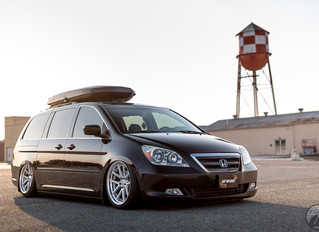 Work Wheels Sienna and Odyssey