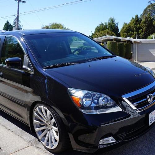 Vans San Francisco Vankulture Honda Odyssey