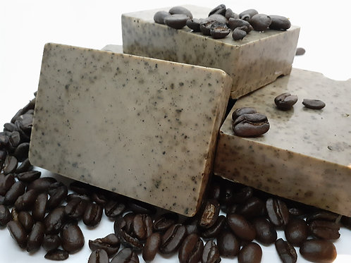 Mocha Pound Cake Exfoliation Bar