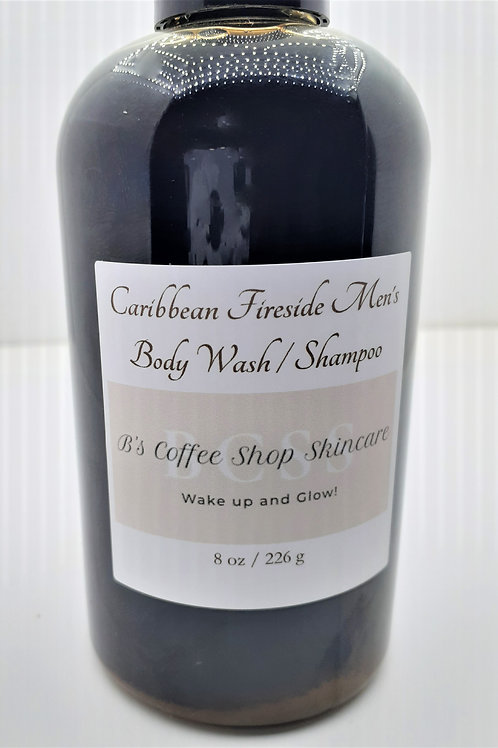 Caribbean Fireside Men's Body Wash