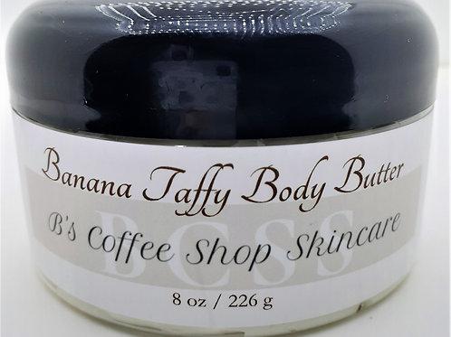 Banana Taffy Body Butter 8oz