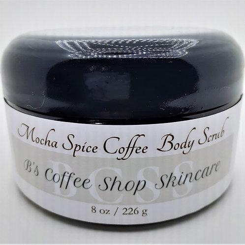 Mocha Spice Coffee Body Scrub