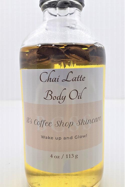 Chai Latte Body Oil
