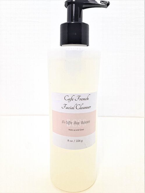 Cafe French Facial Cleanser