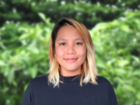 "Meet our Regional Programs Officer, Chrissa ""Borj"" Marey Borja!"