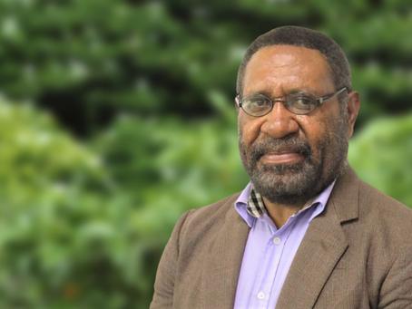 Meet our Papua New Guinea Partnerships' New Executive Director, John Simango