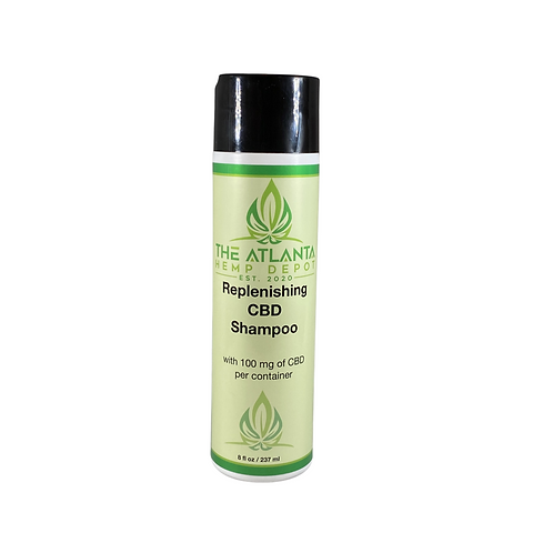 Replenishing Shampoo with 100mg CBD