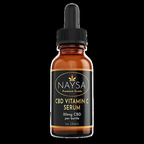 Vitamin C Serum with CBD 20mg