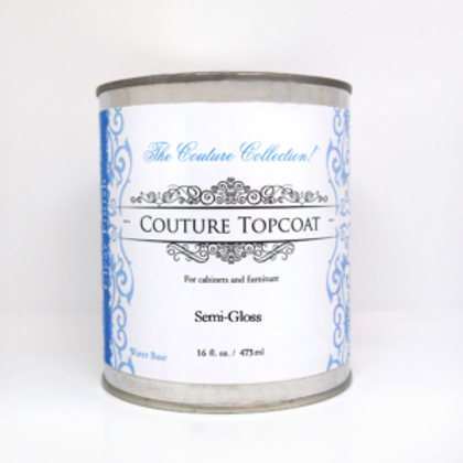 Couture Topcoat