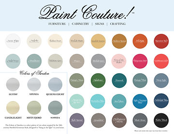 Click Here to Order Paint Couture