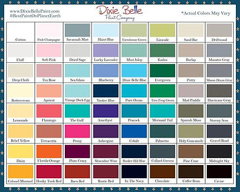 Click Here to Order Dixie Belle Paint