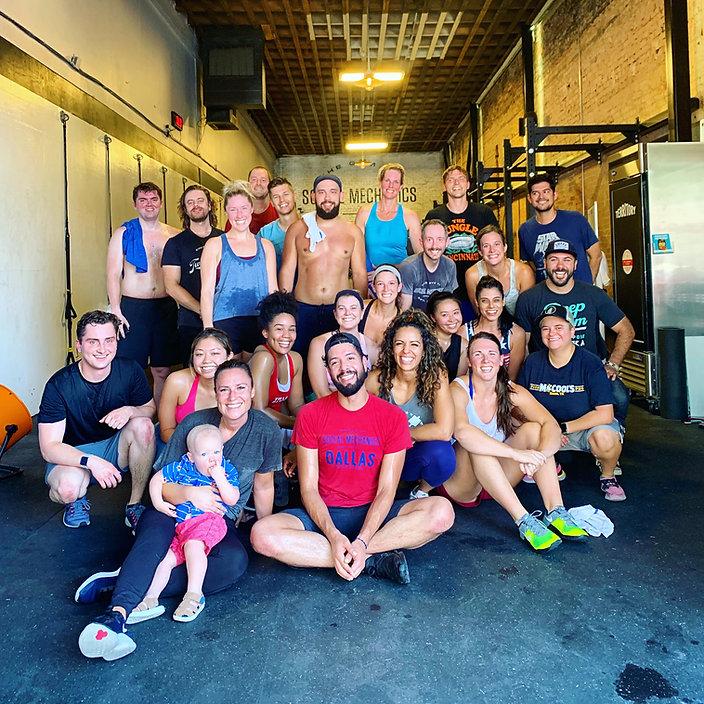 Community Focused Gym East Dallas