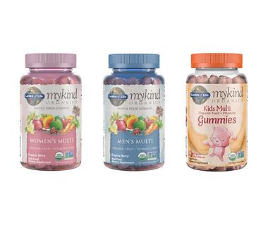 mykindOrganics Multi Gummies
