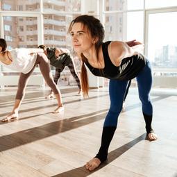 Bikram Yoga with Elise Buddle at Yoga Flame