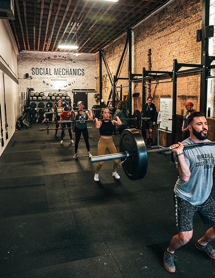 The Gym of Social Mechanics