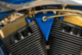 Custom Motorcycle by Envy Choppers