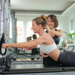 Introductory Session at Mojo Pilates