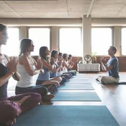 Jivamukti Yoga with Karl Straub