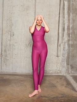 LYLA Athletic Loungewear - Leggings + Cropped Top