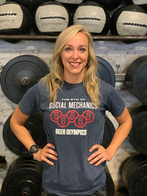 Maddie Certified Trainer