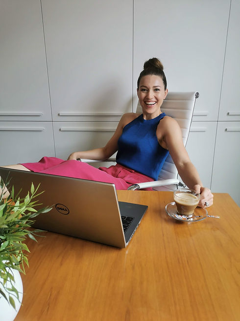 Natalie Wyll, Owner of FitSites