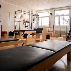English Speaking Pilates Classes in Zurich, Switzerland