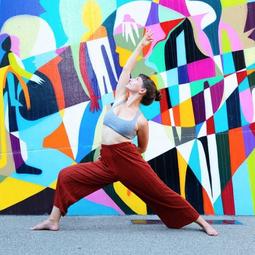 Hatha Yoga with Jessica Rabone