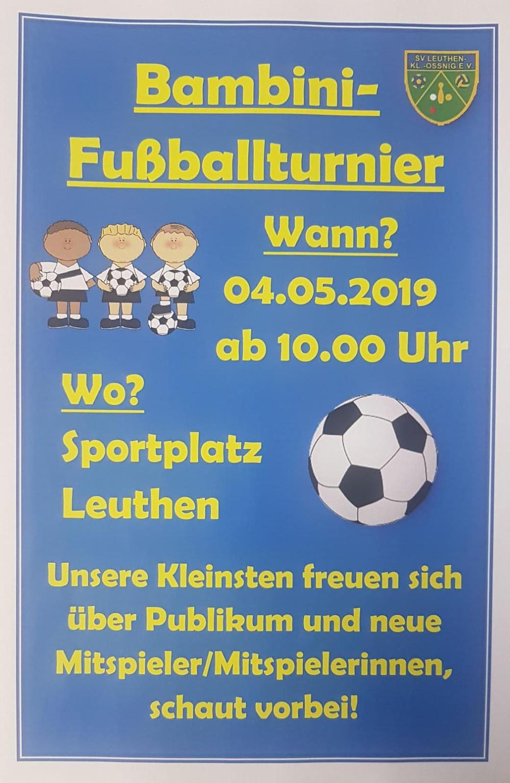 Bambini Turnier Regensburg 2021