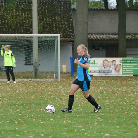 Frauen: SV Leuthen - SG Burg/Vetschau 2:1 (2:0)