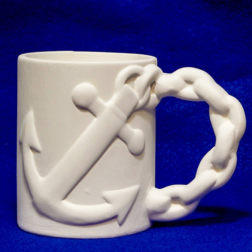 ANCHOR MUG Order Piece - May not be on shelf