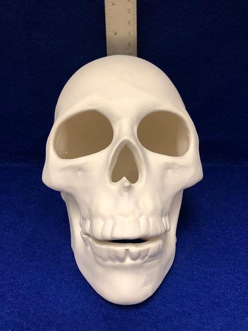 Skull Light (Comes with Tea Light)