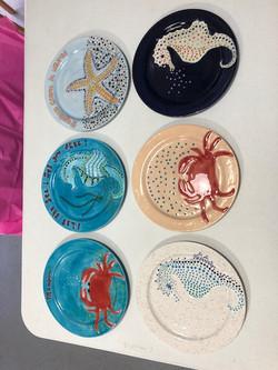 Sea Plates