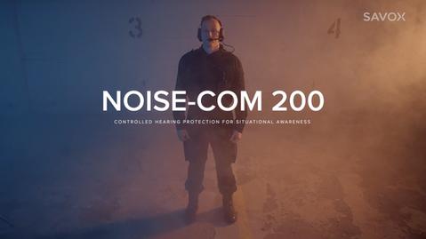 Mainosvideo: Savox tuotejulkaisu SAVOX Noise-COM 200